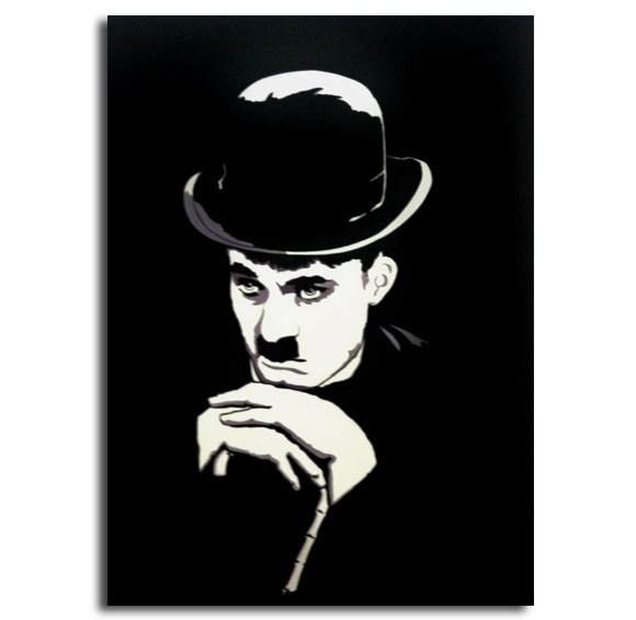 Charlie Chaplin Original Thel Arthur Gallery Art And More